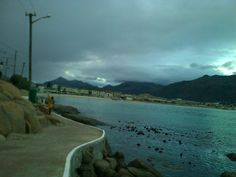 Fish Hoek Beach Cape Town South Africa, My Land, Africa Travel, Holiday Destinations, Beautiful World, Scenery, Landscapes, Places To Visit, Photographs