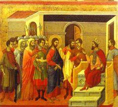 Gesù e erode