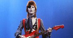 David Bowie's Transcendent Style - Happy Birthday David Bowie