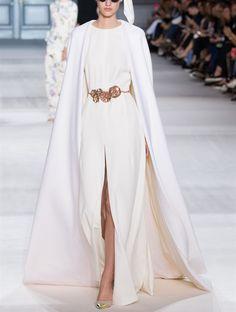 GIAMBATTISTA VALLI Fall 2014 Haute Couture Collection