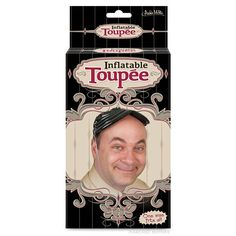 Inflatable Toupee - Archie McPhee & Co.