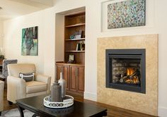 The Napoleon Ascent™X 70 Direct Vent Gas Fireplace embodies a traditional fireplace with the modern convenience of gas. Napoleon Gas Fireplace, Fireplace Vent, Fireplace Showroom, Direct Vent Gas Fireplace, Vented Gas Fireplace, Natural Gas Fireplace, Fireplace Stores, Candles In Fireplace, Gas Fireplaces