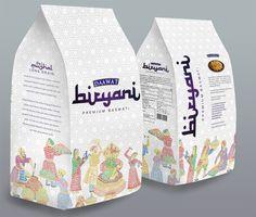 Daawat Biryani (hypothetical project) by Saurabh Dey at Coroflot.com