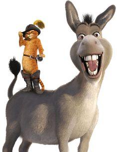Jestingstock.com Image Donkey Shrek