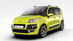 Check out this great Citroen Picasso Estate PureTech Edition MPV business contract hire car deal