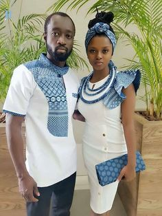shweshwe dresses in South Africa. All modern Shweshwe dress plans by African Designers from South Africa and all finished Africa. African Men Fashion, African Fashion Dresses, African Women, Fashion Outfits, African Outfits, South African Dresses, African Attire, African Wear, African Traditional Dresses
