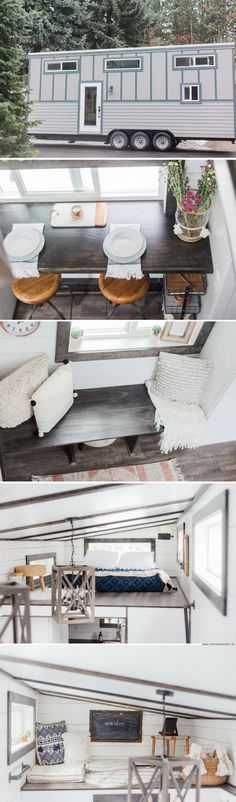 A luxury 339 sq ft tiny home