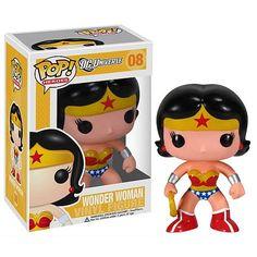 Wonder Woman Vinyl Figure Funko POP! Heroes #8 DC Universe