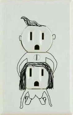 You cant unsee this. Outlet comedy!