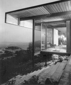 "plastolux: ""Los Angeles Mid Century by Architect Frank Katayama…"