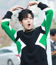 Rowoon Confirmed as Male Lead for School 2017 Chani Sf9, Jae Yoon, Kim Young, Web Drama, Sf 9, School 2017, Fnc Entertainment, Korean Star, Reaction Pictures