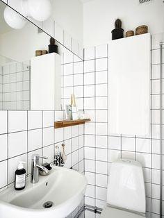 chiccacasa: 25mq di pura perfezione in Svezia via Nordic Design - 25sqm of pure perfection in Sweden via Nordic Design