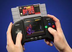 This Portable Retro Game System