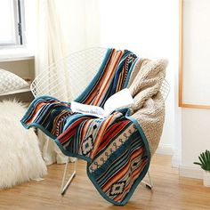 We have multiple variants! FREE Shipping Worldwide! Southwestern Throws, Cheap Blankets, Couch Throws, Bed Couch, Flannel Blanket, Boho Throw Blanket, Beach Blanket, Sheepskin Throw, Interiors