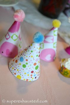 party hats for AG dolls