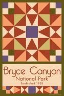 Bryce Canyon National Park Quilt Block