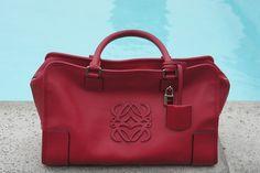 Loewe amazona bag! Classic one;)! #Loewe
