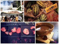 La Rifa, en Coyoacán, ofrece bebidas prehispánicas preparadas con cacao, además de alimentos, como tamales de chocolate y conchas de nata.