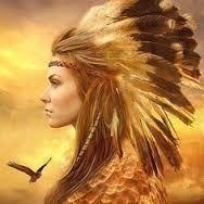 aztec girl headdress profile view - Google Search