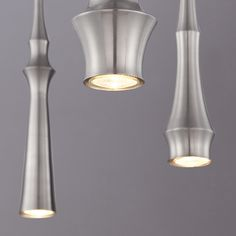 A 1-light pendant from the Cani collection