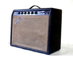 1966 Fender Princeton Reverb Guitar Amp