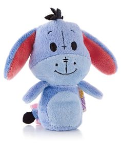 Winnie the Pooh fans will love this cute version of Pooh's lovably gloomy friend, Eeyore.