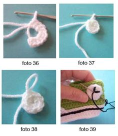 photo 36 to 39 - Baby - taktak decor Crochet For Kids, Crochet Baby, Baby Jokes, Baby Converse, Baby Born, Beautiful Crochet, Baby Booties, Stitch Patterns, Diy And Crafts