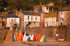 The Cornwall seaside makes so many people happy.. just like what we hope our St Eval candles do :)