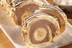 Pripremite keks, puter, banane i jabuke i napravite (o čas posla) veoma ukusnu vikend poslasticu!