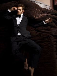 JamieDornan...favorite photoshoot picture...so much to Fic, so little time...