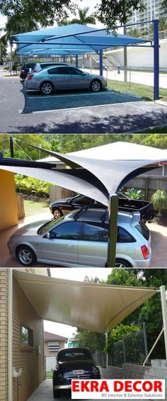 We are popular of commercial parking structures all through the country. These car parking structures are fully customizable as per the requirements produced by clients: Pergola Attached To House, Pergola With Roof, Pergola Shade, Pergola Patio, Pergola Kits, Pergola Ideas, Carport Ideas, Backyard, Car Shed