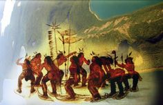 The Native American Legend of the Sleeping Giant... - Ancient Origins