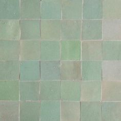 Buy online Mint Green Moroccan Tiles for kitchen, bathroom, shower, swimming pool.