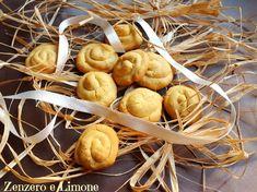 chiocciole con farina di riso e mandorle