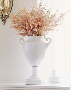 astilbe flower bouquet