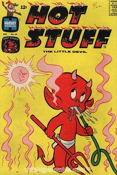 Hot Stuff the Little Devil