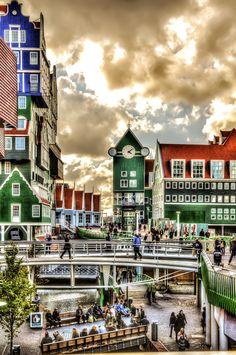 Afternoon in Zaandam by mrkinternet on 500px