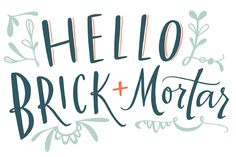 Hello Brick & Mortar: Great Relationships Part I   Illustration: Emily McDowell for Oh So Beautiful Paper