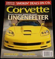 Corvette Magazine - Lingenfelter Corvette