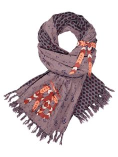 Bonded Woven Scarf