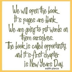 New Year's Resolution Quotes | Carrying The World On My Hip: New Years Resolutions - My ... | Quotes