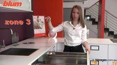 Alicia Draper from Blum Australia about Kitchen Design