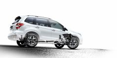 Love to go off the grid? Great news! The 2015 Subaru Forester was designed with off-road enthusiasts in mind.