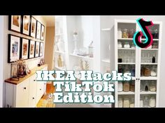 - YouTube Easy Home Decor, Spice Things Up, Easy Diy, Ikea Hacks, Ikea Ideas, Decor Ideas, Youtube, Calming, Decorating