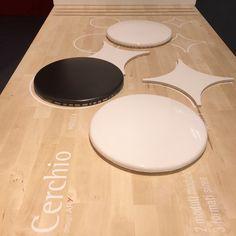 Tonalite Progetto Geometria linea Cerchio Cersaie 2015