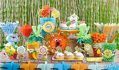 Party Ideas by Party City - Seasonal Party Ideas, Birthday Party Ideas, Baby Shower Ideas & More - Party City