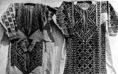 старинная одежда южных хантов. В среде сибирских народов вышивка обских угров по своей технологии не имеет аналогов. Поиск способов вышивки, сходных с обскоугорскими, уводит в Поволжье и Приуралье. Здесь фиксируются наиболее близкие приемы вышивки по технике и способу расположения ее на одежде. Этот ареал позволяет говорить о единых источниках вышивки обских угров и народов Поволжья и Приуралья.