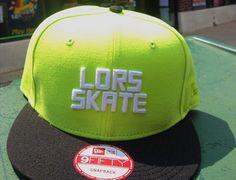 5e2be2498b5 Volt Ldrs Skate 9Fifty Snapback Cap by NEW ERA x LEADERS 1354