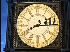 Classic Peter Pan - London