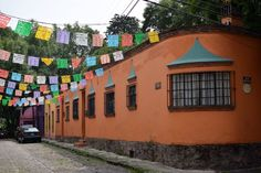 The best of what to do in Coyoacan, Mexico City. From the best places for good eats to the best museums and markets.